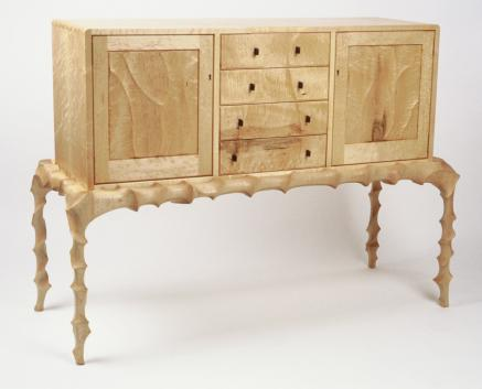 John Wesley Williams Furniture Maple Sideboard